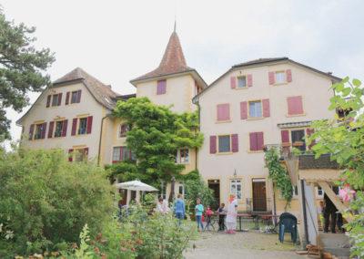 Coopérative du chateau, Corcelles